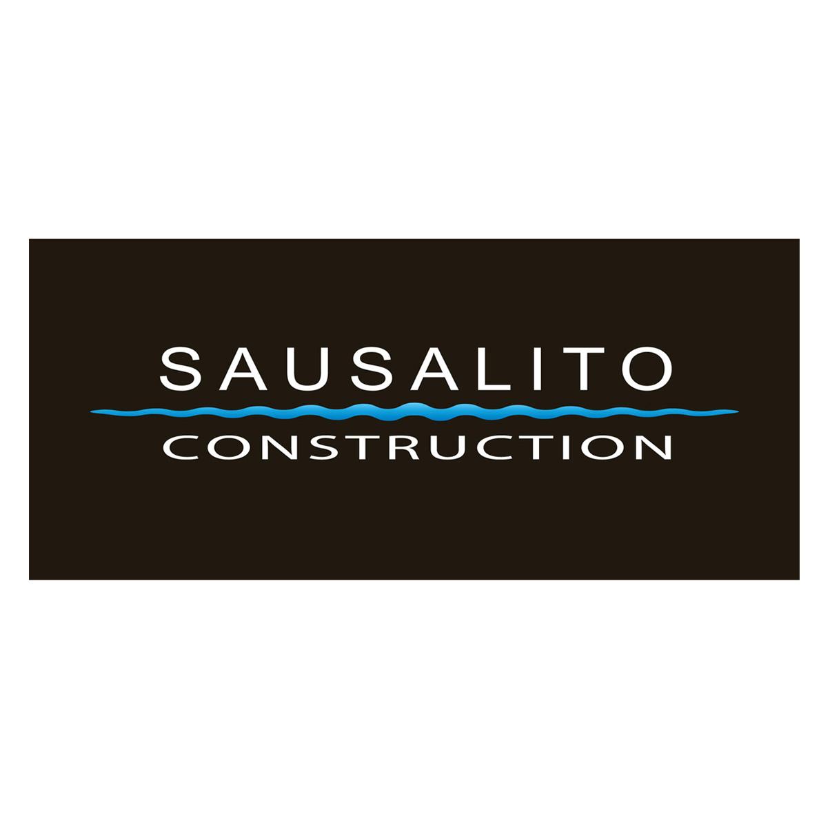 Sausalito Construction Logo DeNador