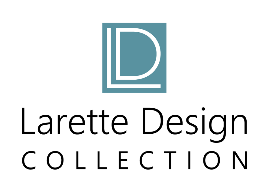 Larette Design Logo DeNadorCollection Logo 3inch