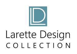 Larette Design Logo DeNadorCollection Logo 3inch