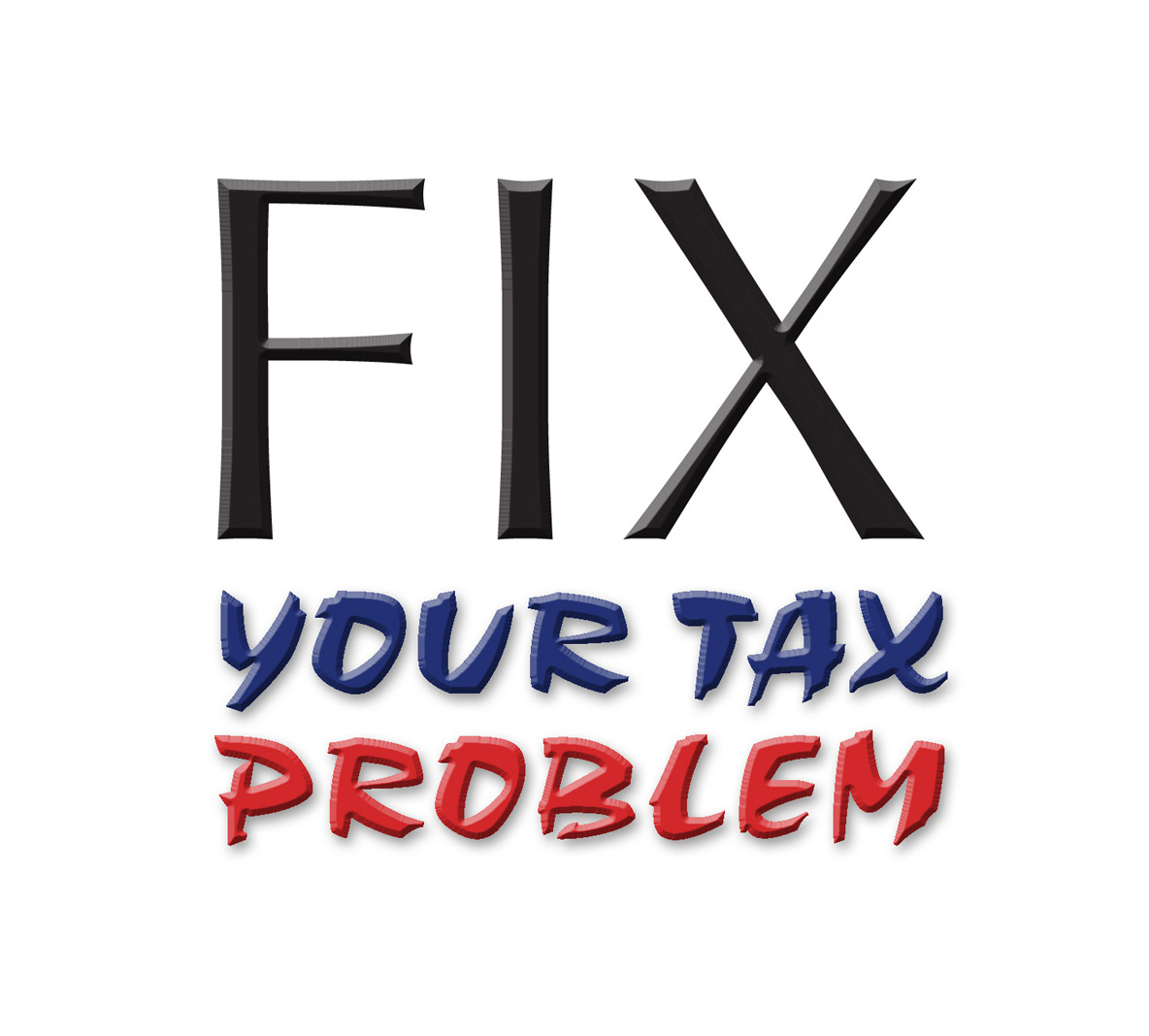 Fix Your Tax Problem Logo DeNador