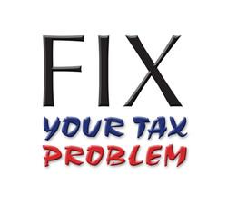 Fix Your Tax Problem Logo DeNador