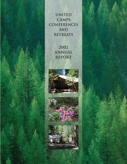 UCCR Annual Report Cover DeNador