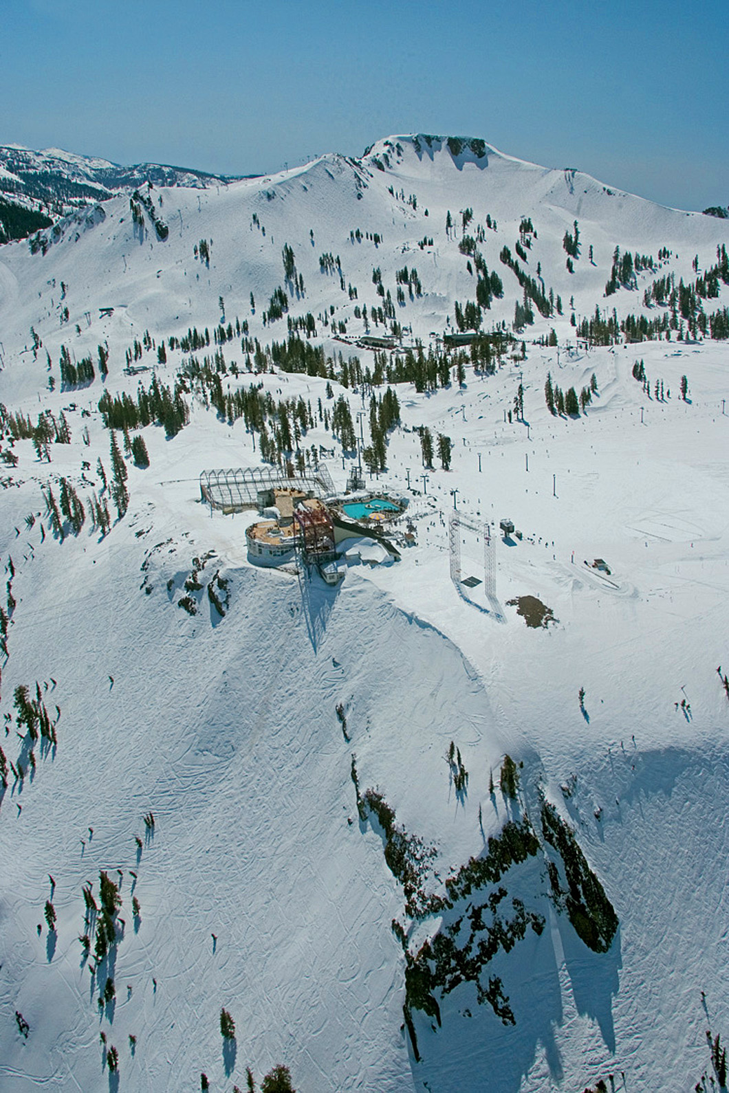 High Camp Palisades Squaw Valley DeNador