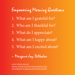 LYM Poster Empowering Morning Questions
