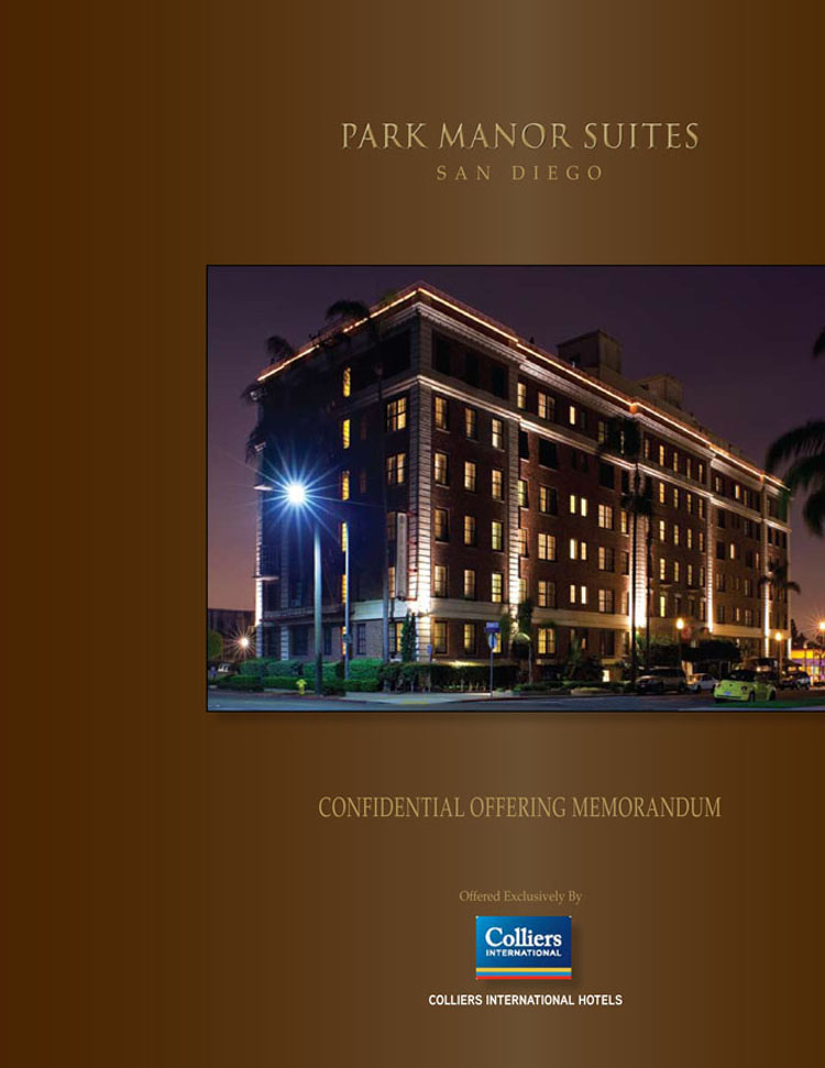 Park Manor OM Cover DeNador
