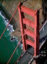 Golden Gate Bridge Aerial Photography
