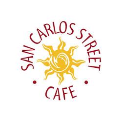 San Carlos St Cafe Logo DeNador