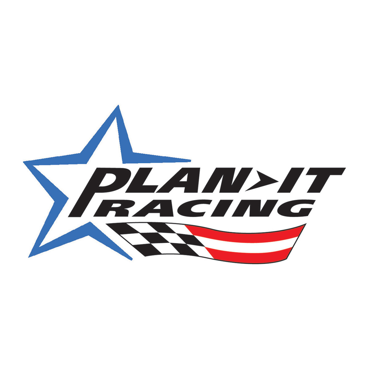 Plan-It Racing Logo DeNador