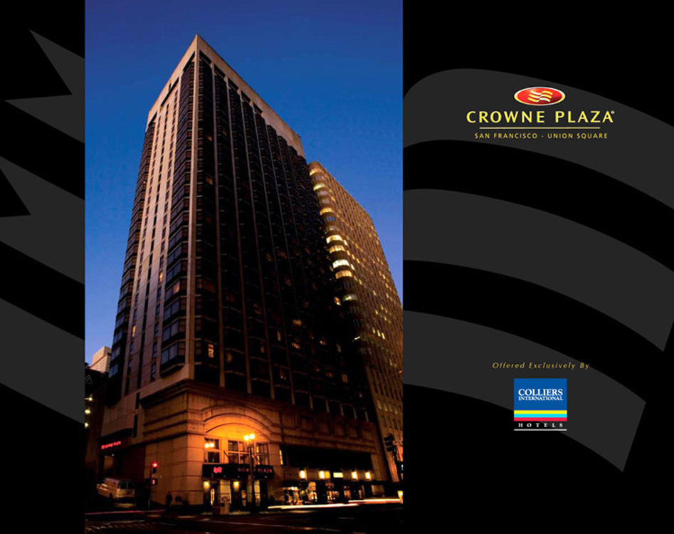 Crowne Plaza Union Square Listing Brochure DeNador