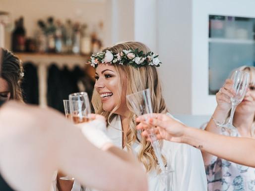How to work weddings: Ruby Jones (MUA)