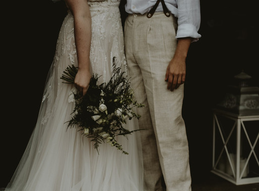 Tuscan romance: A delicate, layered styled wedding shoot with heaps of destination wedding inspo