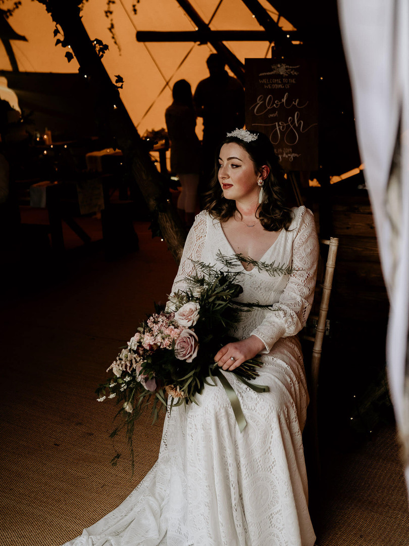 how to organise your first styled wedding shoot - tips and tricks on creating work that helps you attract your dream clients