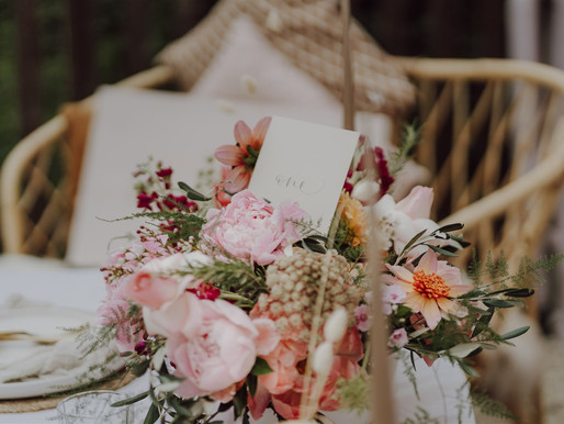 3 modern wedding themes for couples wanting to stand out with their wedding décor