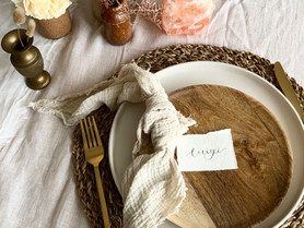 Creativity in lockdown: A dining room table shoot