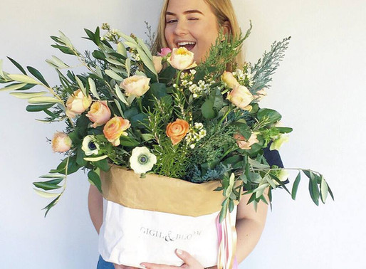 How to work weddings: Becoming a Wedding Florist with Sophie Earle of Gigil & Bloom