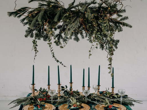 Behind the Scenes: The Frond&Wild Ultimate Christmas Workshop