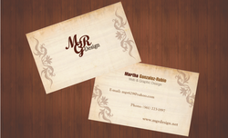 MGR Design - Business Card