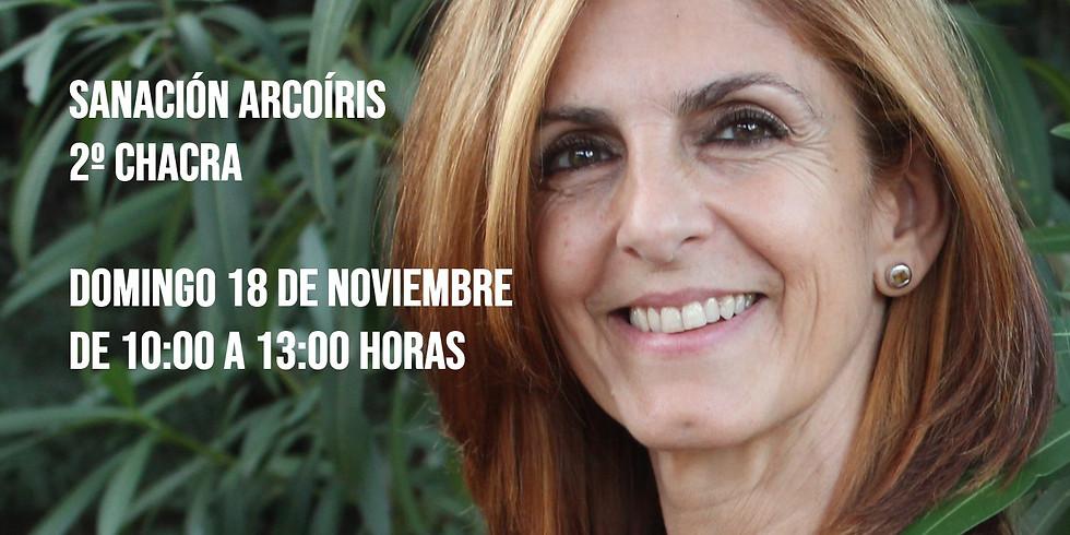 SANACIÓN ARCOÍRIS   SEGUNDO CHAKRA