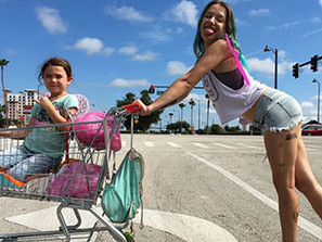 Sean Baker and THE FLORIDA PROJECT