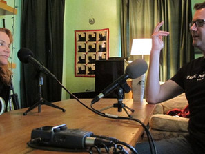 Lea Thompson and Jim Hemphill on the Talkhouse podcast