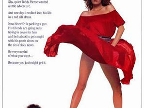 THE WOMAN IN RED with commentary by yours truly