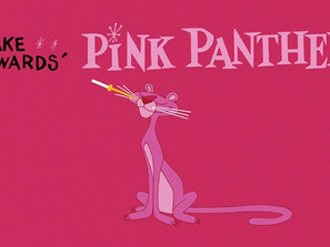 Blake Edwards and THE PINK PANTHER