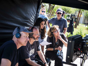Lesli Linka Glatter on HOMELAND, learning from Spielberg & Lynch, and production post-pandemic