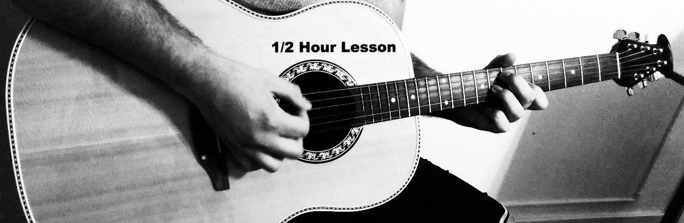 Guitar Lesson 1 Hour