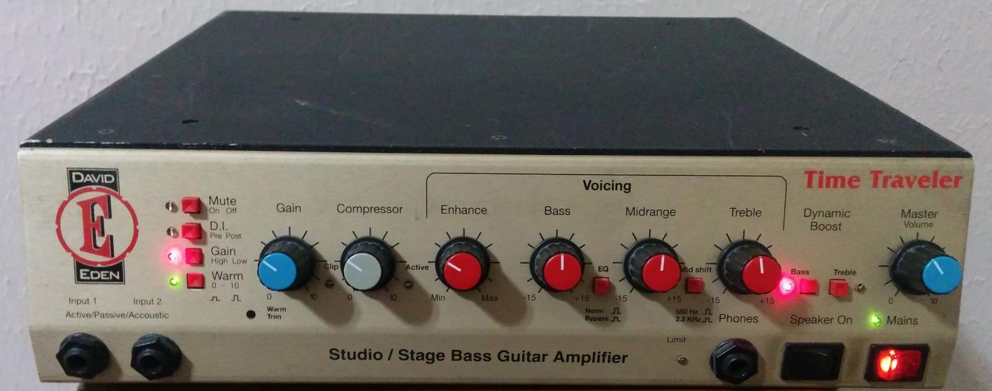 Eden WT-330 Amp
