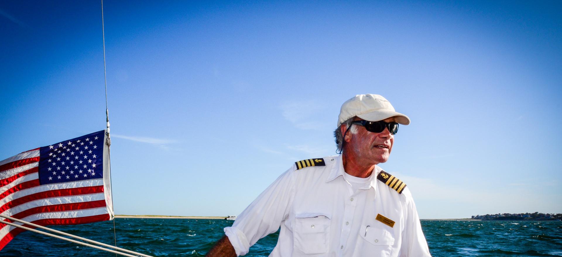 Sailboat Captain