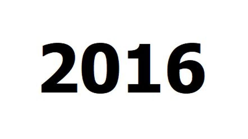 Frá 2016