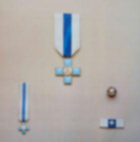Insígnias da Ordem Civil de Saboia