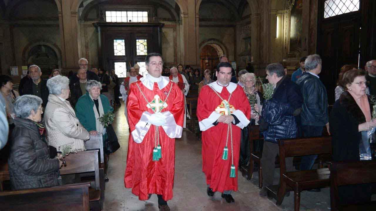 Missa Domingo de Ramos