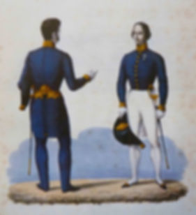 Uniforme da Ordem Civil de Saboia