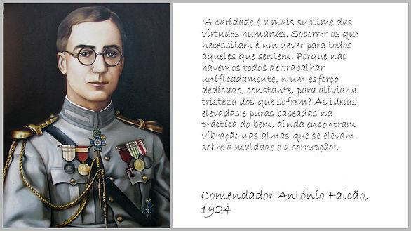 Comendador António Falcão, 1924