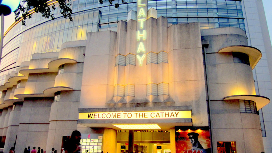 THE CATHAY