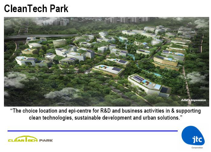 New Project Awarded: JTC Cleantech Two Block B (First JTC Project)