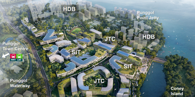 New Project Awarded: Punggol Point Woods(Contract AMT Over $100M)