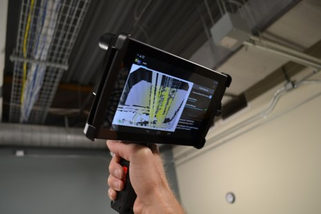 LASER SCANNER - AS-BUILT DRAWING