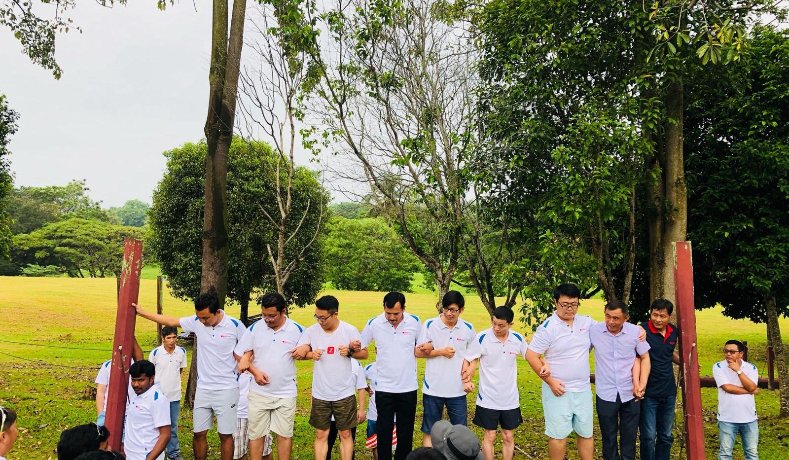 BHCC Melaka Team Bonding 2018