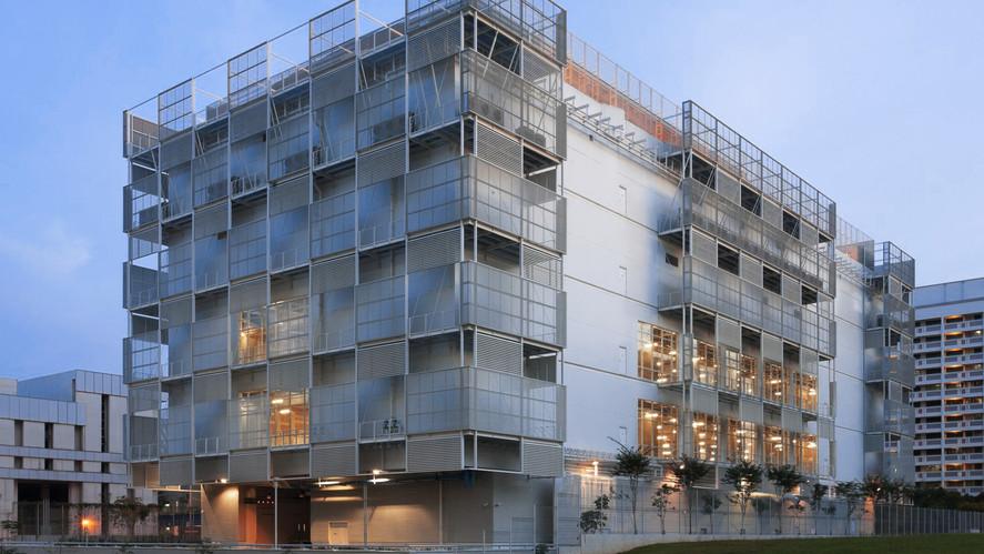 Credit Suisse Regional Data Centre