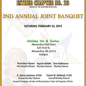 2019 Annual Joint Banquet