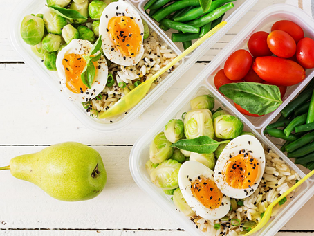 5 Meal Prepping Tips for Busy Schedules