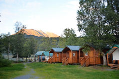 basic course includes 2 nights in cabin