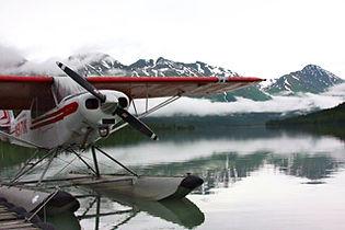 floatplane heaven at the dock