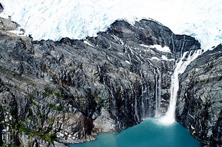 glaciers floatplane heaven