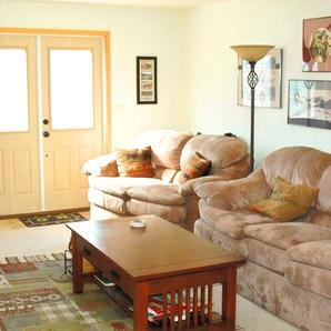 Trail Lake View | Living Room
