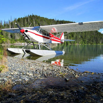 experience real alaska bush and mountain flying