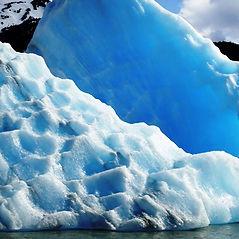 glacier at Alaska