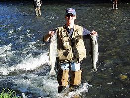Scott Miles, Alaska Float Ratings